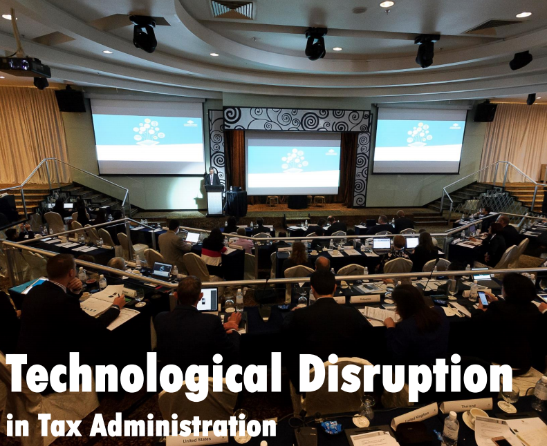 Technological disruption in TAX administration